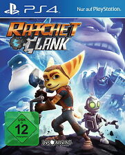 Ratchet & Clank (Sony PlayStation 4, 2016, DVD-Box) - European Version
