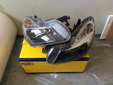 MERCEDES SL R230 W230 Black Series HeadLights PAIR Xenon 2008- SL65 SL350 SL500