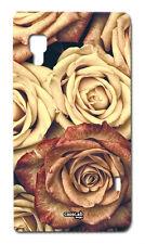 CUSTODIA COVER CASE ROSE PINK FLOWER NATURA PER LG OPTIMUS L4 II E440