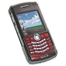 AMZER SNAP ON TRANSPARENT CASE FOR BLACKBERRY 8110