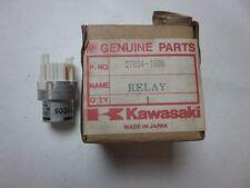 Kawasaki ZL900 ZN1100 ZN1300 ZN700 ZX1000 ZX1100 ZX750 ZX900 Relais 27034-1006 /