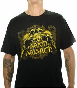 Amon Amarth - Raven Skull T-Shirt