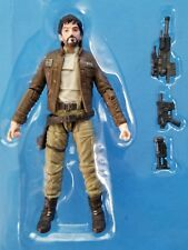 """Star Wars The Black Series 3.75"""" Rogue One Cassian Andor Walmart Exclusive Loose"""
