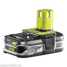 Ryobi RB18L25 18v 2.5Ah Li-ion Battery