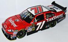 "UNIKAT - #71 TRG CHEVY NASCAR 2009 "" TAXSLAYER "" - David Gilliland 1:24"
