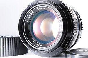 【DHL】【N.MINT】Nikon Nikkor 50mm F/1.4 Ai Converted MF Lens from Japan