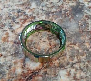 New Genuine OEM Kioti 76KD-1039 Fuel Filter Cup Ring Retainer Nut, CK CX LB