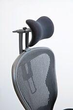 New Atlas Headrest. Ergonomically Optimized for Herman Miller Aeron Chair.