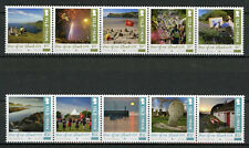 Isle of Man IOM 2018 MNH Year of Our Island 10v Set Tourism Landscapes Stamps