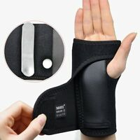 1x New Breathable Medical Wrist Support Brace Splint Carpal Tunnel Arthritis