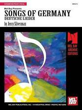 Songs of Germany (Archive Edition), New, Silverman, Jerry Book