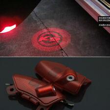 Led Door Cree Light Shadow Projector FOR KIA OPTIMA K5  Courtesy Logo Emblem Kit