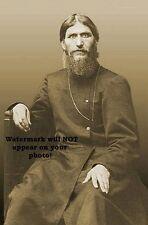 Grigori Rasputin PHOTO Spiritual Advisor to Last Russian Tsar Nicholas I, Mystic