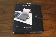 Booq Booqpad Agenda for iPad 2 and iPad 3 - Black Color Fast