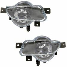 VOLVO V70 2000-2005 FRONT FOG LIGHT LAMP PAIR LEFT & RIGHT