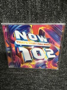 NOW Thats What I Call Music! 102. New Sealed Cd Album. Freepost In Uk