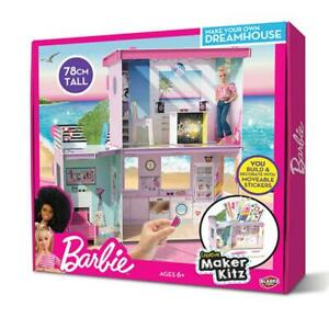 Make Your Own Dreamhouse - Barbie