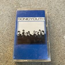 New Tape! Sonic Youth -Sonic Youth [self-titled] (SST Records, 1987) Felt Intact