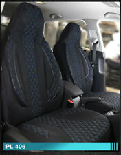 Ganzes SET Passgenaue Sitzbezüge VIP Maßgefertigt Seat Mii Bj.ab 2011