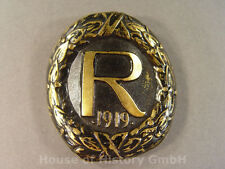 Freikorps Reinhardt, Ärmelabzeichen des Freiwilligen Regiment Reinhardt, 91579