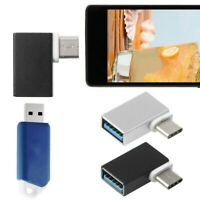 USB 3.1 Type C to USB 3.0 Female OTG Charging Data Cable Adapter Converter 1Pcs