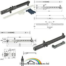 Titus Titusoft MD/WD Soft Close Solution For Metal Box / Wooden Drawers Retrofit