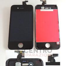 TOUCH SCREEN VETRO + DISPLAY LCD RETINA + FRAME PER IPHONE 4S SCHERMO NERO BLACK