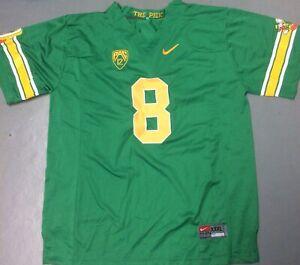 Oregon Ducks Marcus Mariota #8 Jersey 3XL NCAA Football College