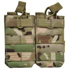 Viper Tactical Quick Release Double Mag Ammo Pouch Army MOLLE Webbing V-cam Camo