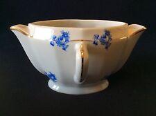 Saucière attribuée à  ZEH SCHERZER porcelaine Bavière Bavaria US Zone C1950