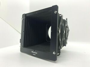 【EXC+6】 Mamiya RZ67 RB 67 Bellows Hood G3 w/77mm Adapter From JAPAN #1938