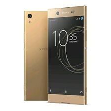 "Sony Xperia XA1 Ultra Dual Sim 64GB Oro Gold 6"" Smartphone Unlocked 4G LTE G3226"
