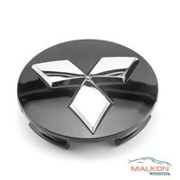 Black Alloy Wheel Centre Cap 4252A020 for Mitsubishi Triton Pajero Outlander
