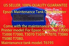 Epson T6193 Maintenance Tank Resetter T3000 T5000 T7000 T3070 T5070 F6070 P20000