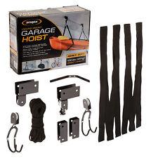 Heavy Duty Ceiling Mount Garage Hoist 100lbs (45kg) Capacity CargoLoc 32522