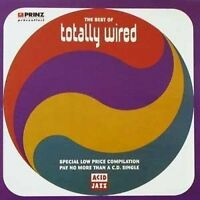 Totally Wired-The Best of (1993, Acid Jazz) Mother Earth, Brand New Heavi.. [CD]