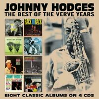 JOHNNY HODGES - BEST OF THE VERVE YEARS NEW CD
