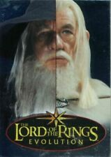 Lord of The Rings Evolution Complete 72 Card Base Set