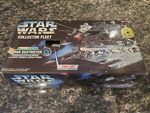 Star Wars Collector Fleet Electronic Star Destroyer 1996 *see pics*