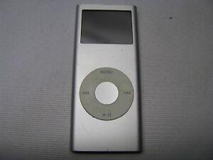 Apple A1199 2GB iPod Nano 2nd Generation (Silver)