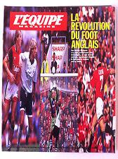 L'Equipe Magazine du 15/10/1994; La révolution du Foot Anglais