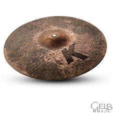 """Zildjian 16"""" K Custom Special Dry Crash Cymbal - K1416"""