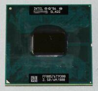 Intel Core 2 Duo T9300 (FF80576GG0606M) SLAYY SLAQG CPU 800/2.5 GHz 100% Work
