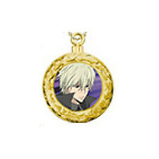 Hitman Reborn Alaude Metal Mascot Key Chain Anime Licensed NEW