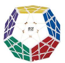 QiYi QiHeng Megaminx Speed Rubik's Cube White