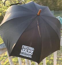 Festival International De Jazz De Montreal Umbrellas • Set Of 2 • Black • Green