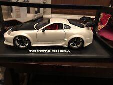 Import Racer LOPRO Toyota Supra 1:18 Diecast Metal Jada ToysVERY RARE HTF