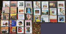 Sammlung Konvolut Klassik Oper CD 32 Alben/Boxen Mozart Tschaikowsky Schubert ua
