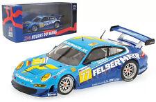 Minichamps Porsche 911 GT3 RSR #77 Le Mans 2009 - Lieb/Lietz/Henzler 1/43 Scale