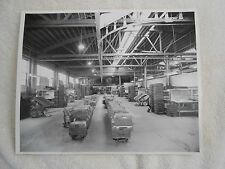 Vintage Antique Ace Foundry Chicago Industrial Machine Age Factory Photograph #3